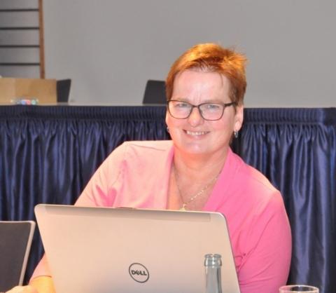 Das Protokoll führte wie immer Monika Binder von der Geschäftsstelle.