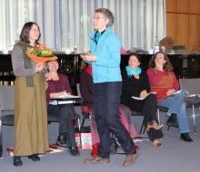 Claudia Rausch-Michl Orga Dank