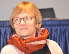 Antje Schnessing-Schneeberg informierte über die neuen Anforderungen der ZPP an zukünftige Kursleiter.
