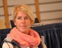 Christiane Kirmeier ist ebenfalls im Vorstand