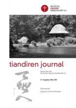 Nachrichten der Deutschen Qigong Gesellschaft 1/2010