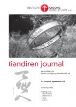 Nachrichten der Deutschen Qigong Gesellschaft 2/2013