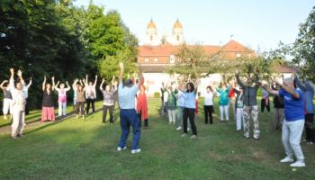 Qigong Austauschtreffen in Ellwangen